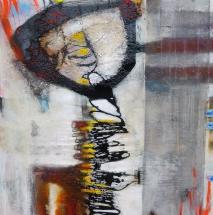 Iris Beiner, 100x120cm