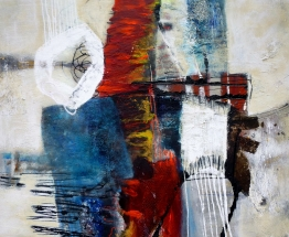 Iris Beiner, 120x100cm