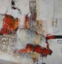 Elvi Beiner, 80 x 80 cm